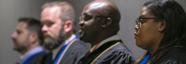 Graduating PhD Students